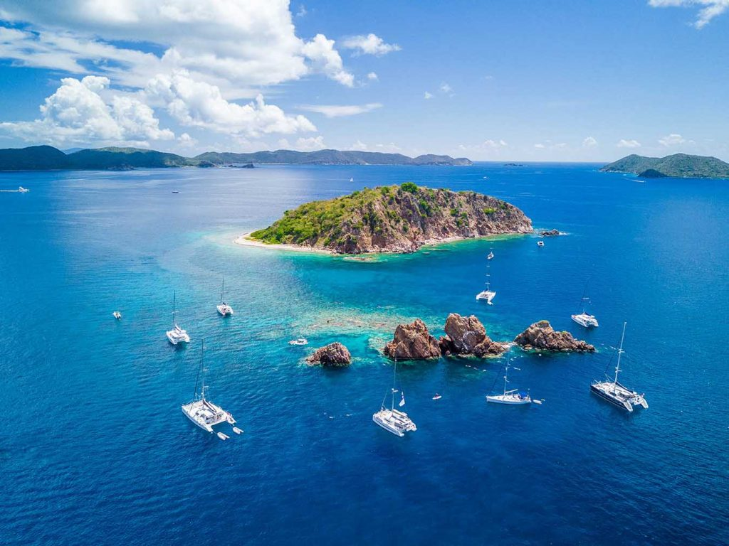 The Indians, BVI Yacht Charter