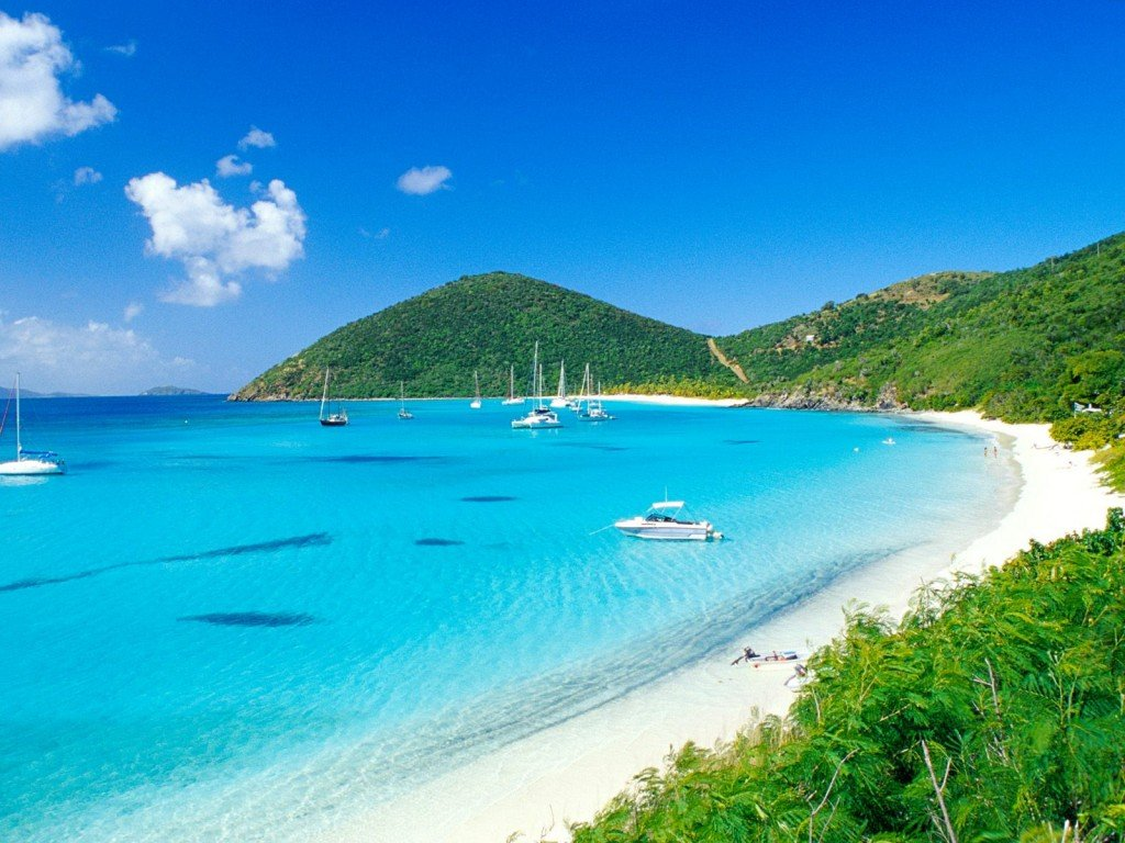 White Bay, BVI
