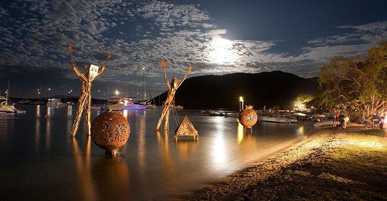Trellis Bay Full Moon Party, BVI