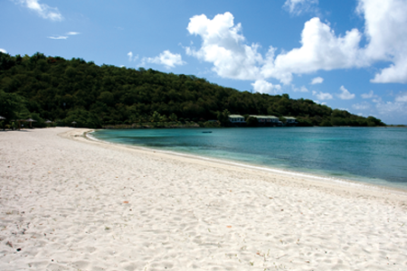 brandywine beach, tortola