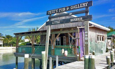 Los mejores bares de playa de las Bahamas