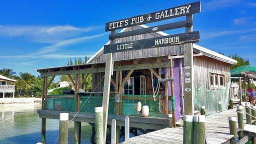 Pete's Pub, Bahamas