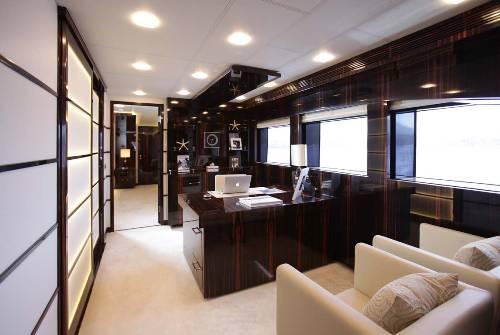 charter yacht office