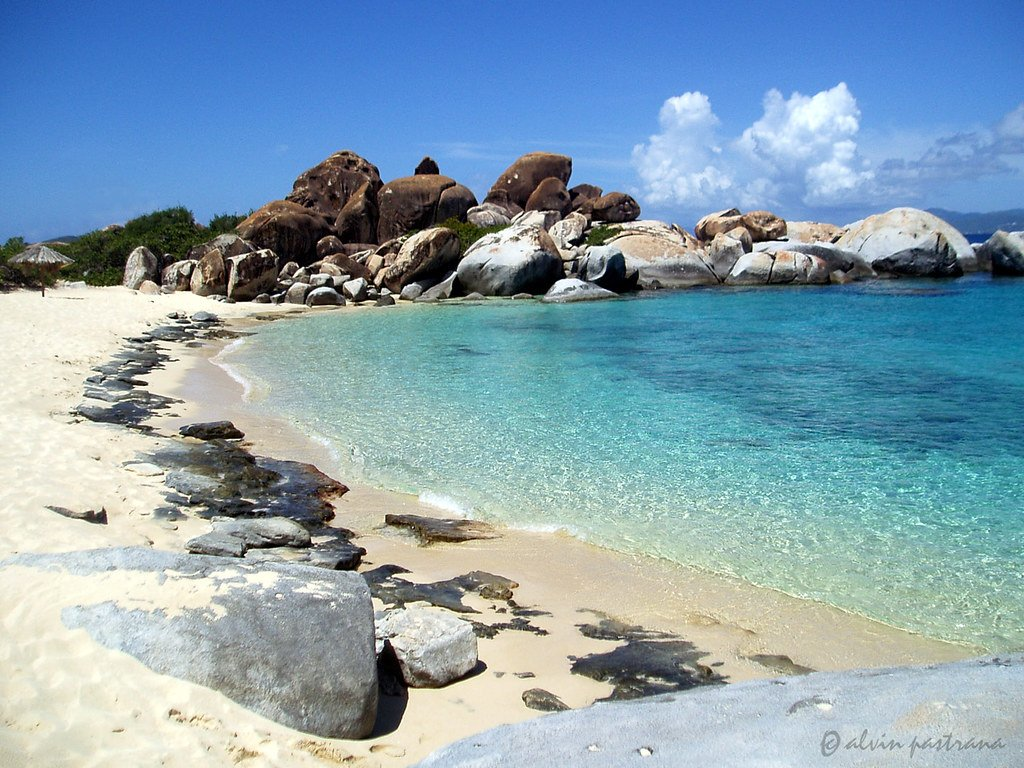 devils bay, the baths, bvi
