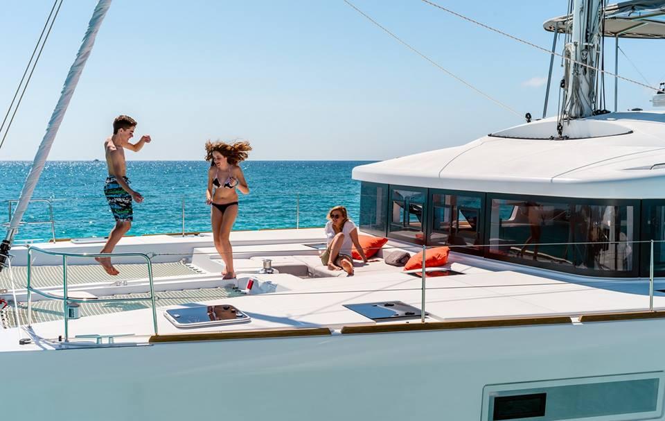 family yacht charter croatia