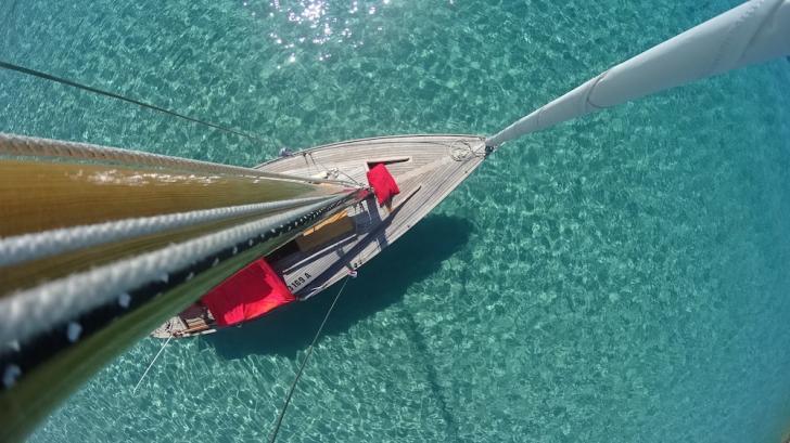 boat, sailing, holiday, sea, ocean