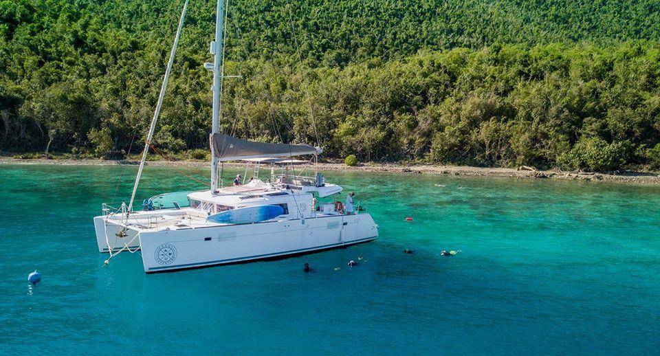 st john yacht rental usvi