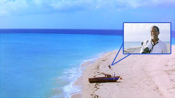 shawshank redemption beach