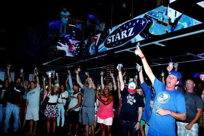 starz night club