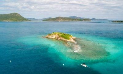 US Virgin Islands Sailing Itinerary