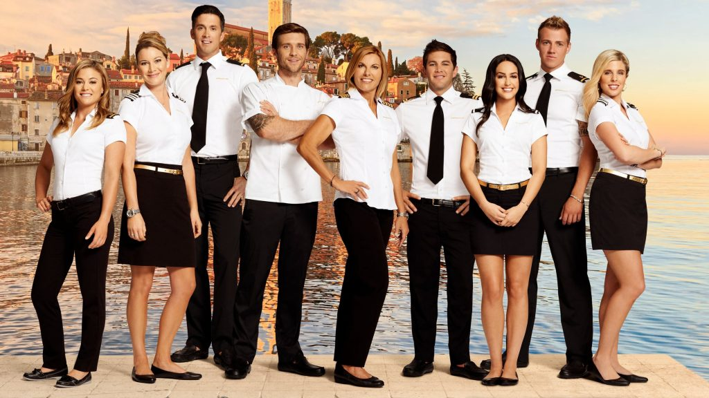 below deck crew