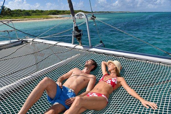 crewed catamaran bvi