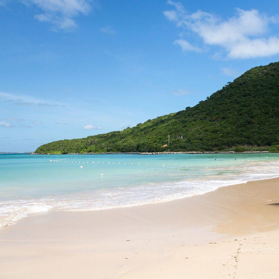 st martin beach