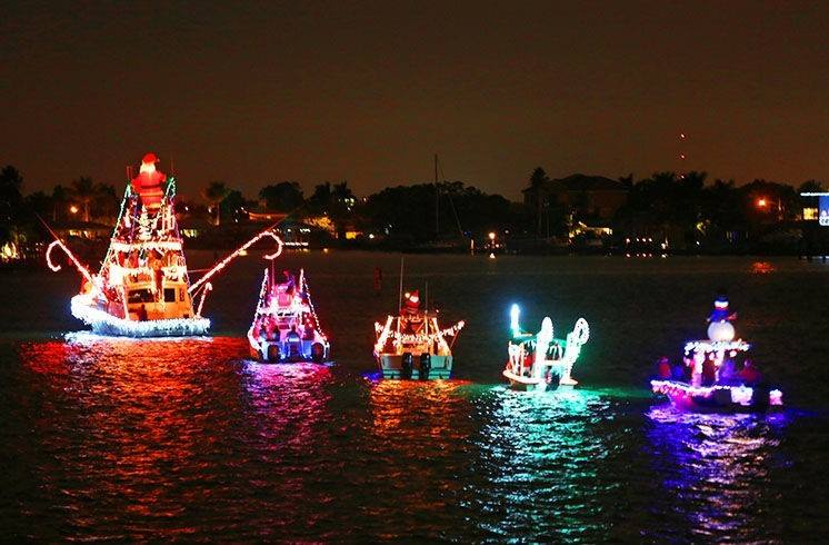 bahamas christmas boat parade