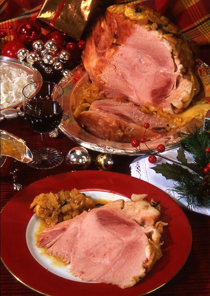 martinique christmas food