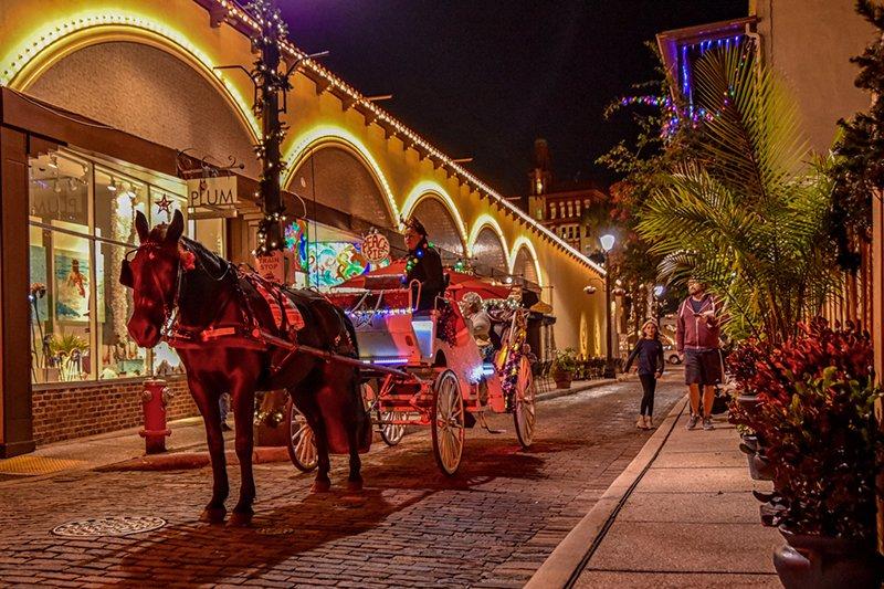horse tour florida