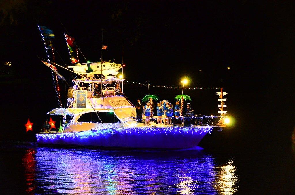 christmas yacht florida