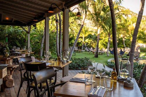 caribbean fine dining