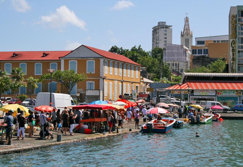 guadeloupe market