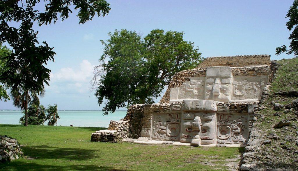 corozal ruins