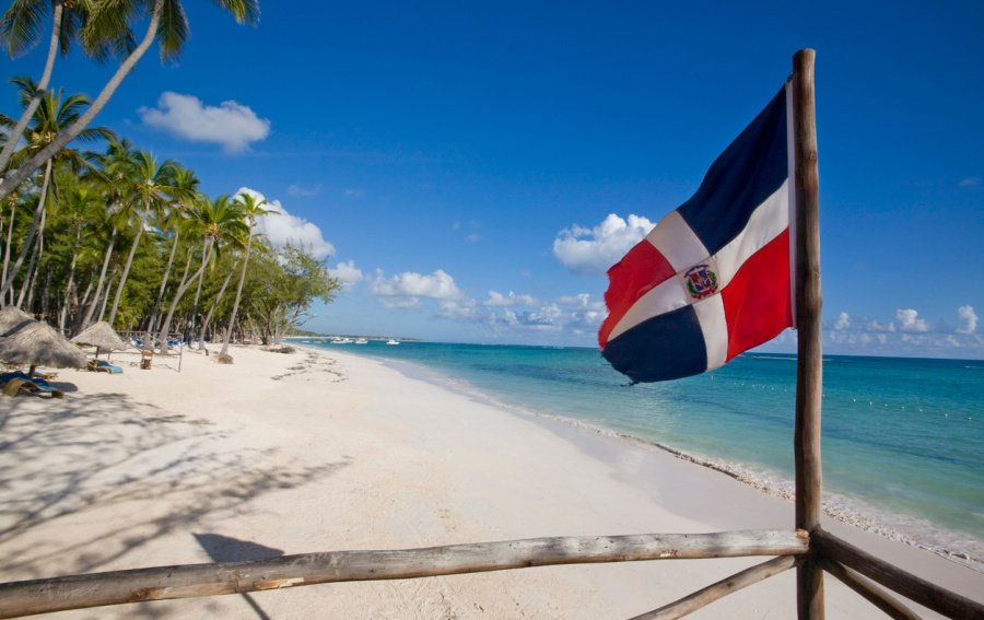domincan republic beach