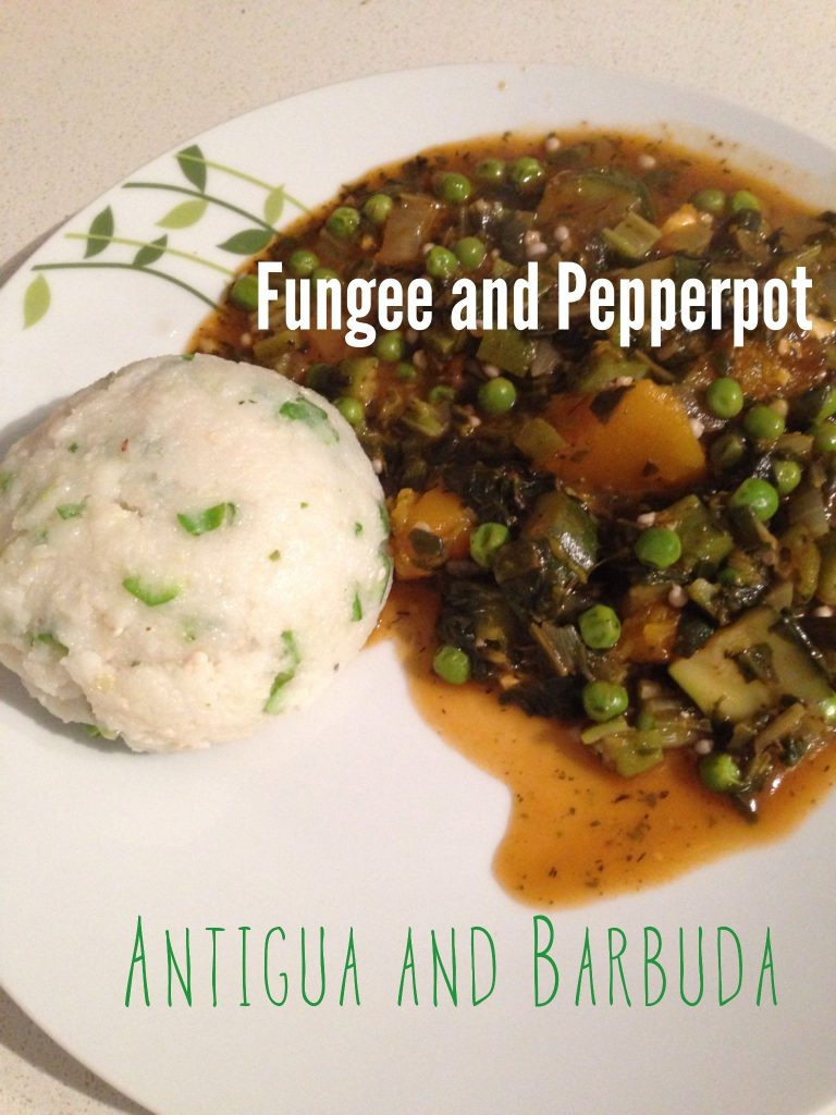 fungee and pepperpot